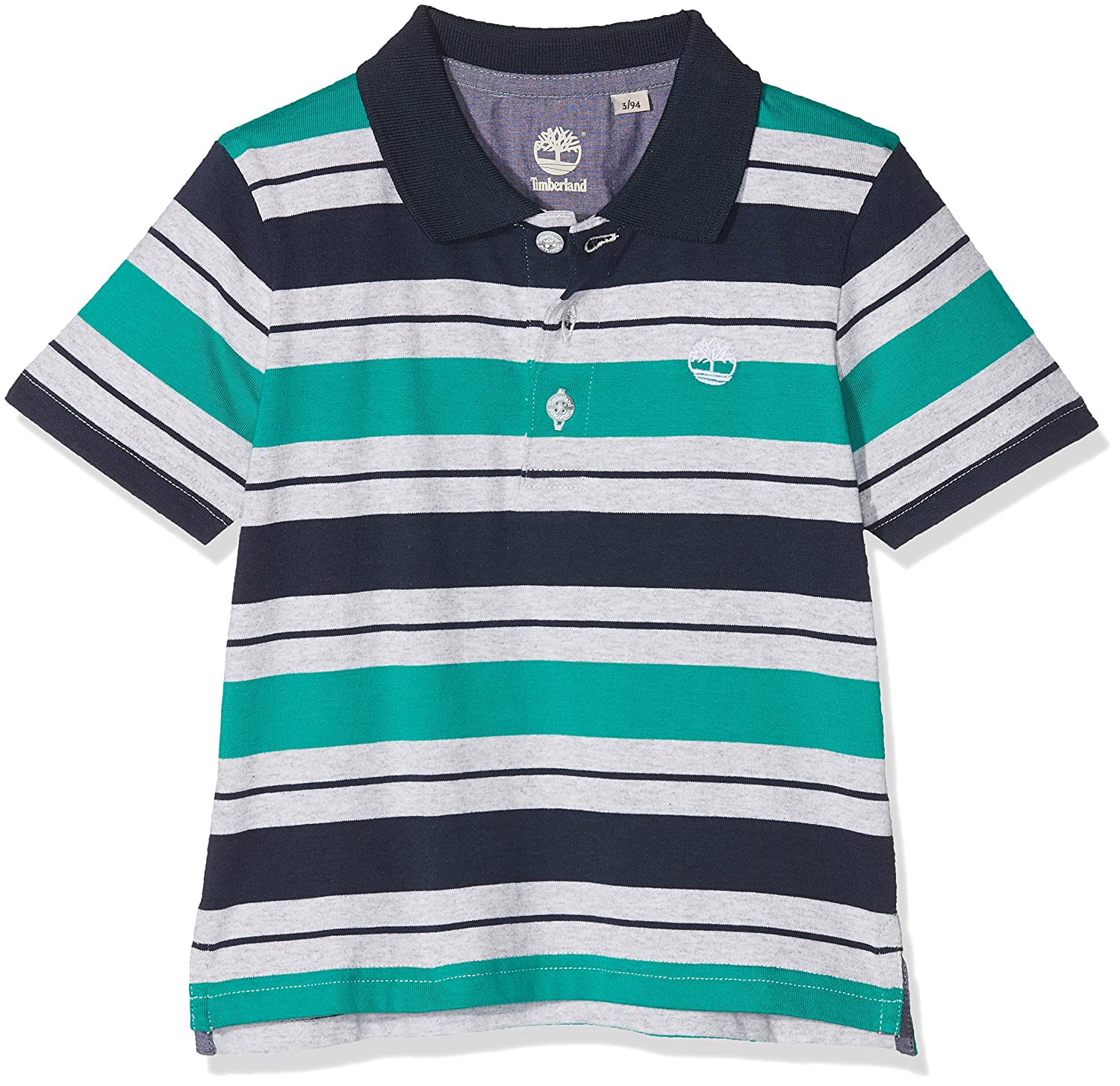 Timberland Baby Boys' Polo Manches Courtes Shirt T05H05