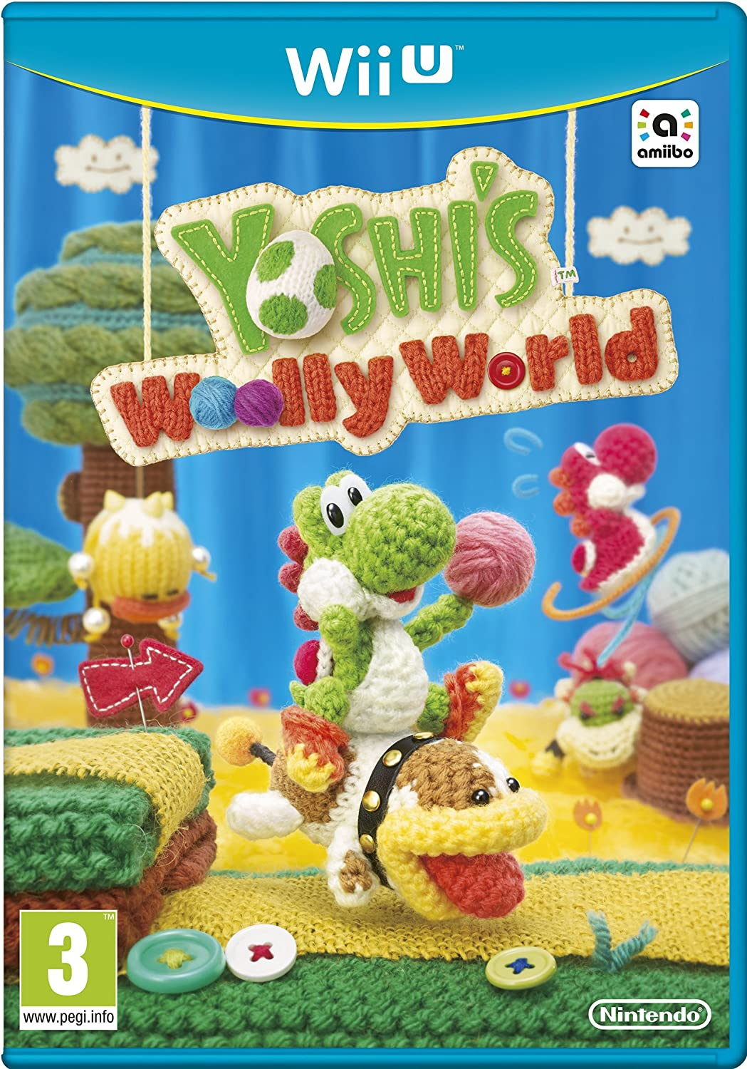 Yoshis Woolly World: Amazon.es: Videojuegos