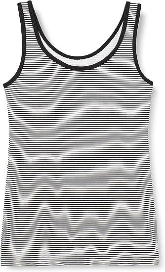 3er-Pack Iris /& Lilly Damen Unterhemd aus Baumwolle