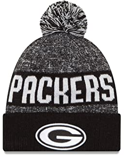 Amazon.com   NFL Green Bay Packers Adult Men Cold Weather Black ... e7c0e888372e