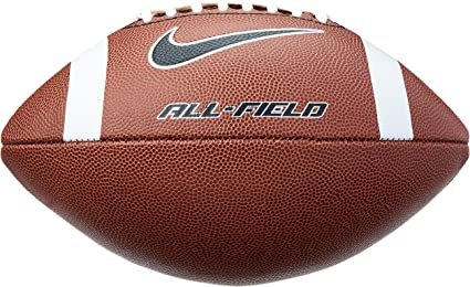 Ceniza melodía Repelente  Amazon.com : Nike All-Field 3.0 Official Football : Sports & Outdoors