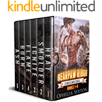 Bearpaw Ridge Firefighters Boxed Set: The Swanson Brothers