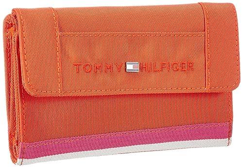 Tommy Hilfiger AMANDA SLG LARGE ZIP WITH FLAP - Monedero de ...