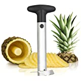 Amazon Price History for:ChefLand Stainless Steel Pineapple Corer | All in One Pineapple Tool, Peeler, Slicer and Cutter | Non Slip Detachable Handle, Sharp Blades, Easy To Use Core Remover Tool, Easy to Clean