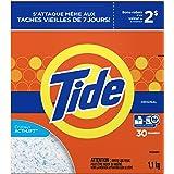 Tide Powder Laundry Detergent, Original, 30 Loads, 1.1 kg