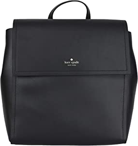 Kate Spade New York Somerville Road Megyn Leather Backpack (Black)