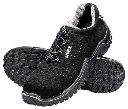 Uvex Motion Style S1 Zapatos de Seguridad - Zapatillas de Trabajo con Punta de Acero -