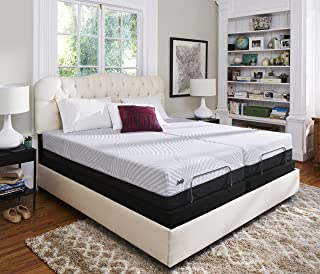 product image for Sealy Conform Performance 12.5-Inch Plush Mattress, Split California King