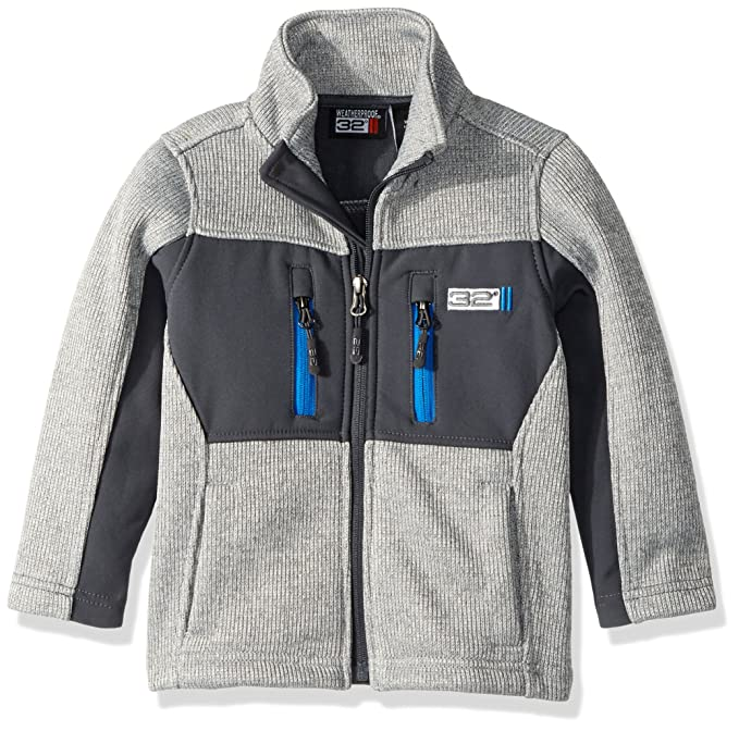 06b86929 Resistente a la intemperie 32 Degrees bebé Boys 'ropa de chamarra chamarra  de estilo (