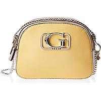GUESS Women's Cross-Body Handbag, Yellow - VG758314
