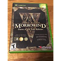 Elder Scrolls 3 Morrowind (Game of the Year) - Xbox