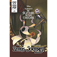 Disney Manga: Tim Burton's The Nightmare Before Christmas: Zero's Journey Issue #0 (English Edition)