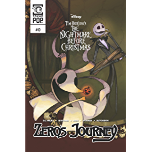 Disney Manga: The Nightmare Before Christmas — Zero's Journey Issue #0 (Prologue) (Zero's Journey Comic series)