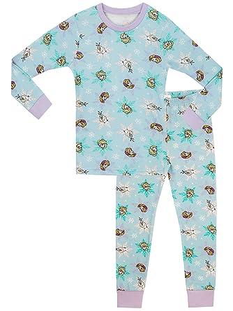 Amazon.com: Disney Frozen Girls' Disney Frozen Pajamas: Clothing