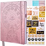 Deluxe Law of Attraction Life Planner - A 12 Month Journey to Increase Productivity, Passion, Purpose & Happiness…