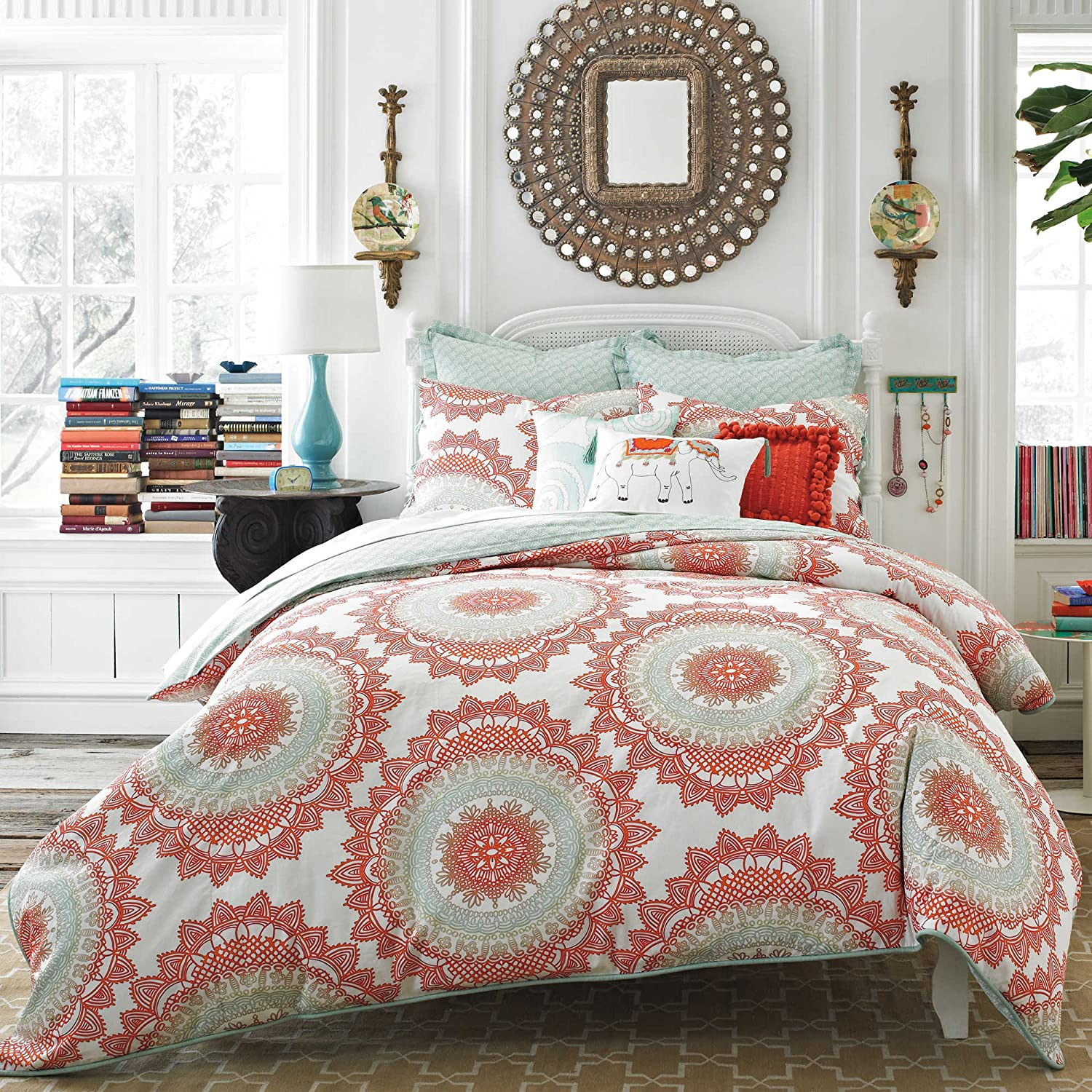 anthology bungalow comforter