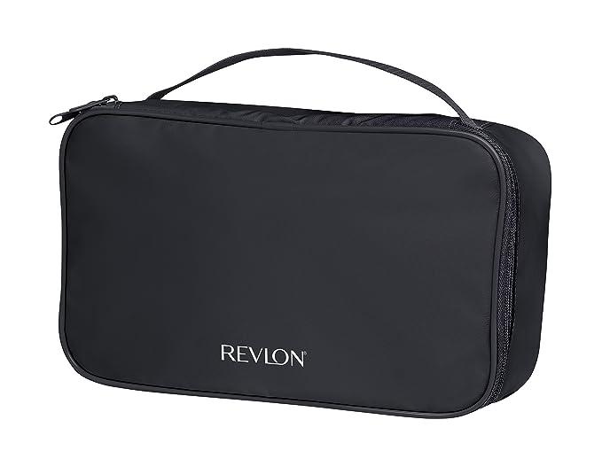 Revlon RVHA6474E Myltistyler Caliente Negro 1000W Utensilio de peinado - Moldeador de pelo (Multistyler, Caliente, Calentador de cerámica PTC, Negro, ...