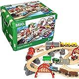 BRIO B33052 Deluxe Railway Set
