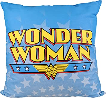 Amazon.com: Wonder Woman Jumbo Cojín: Home & Kitchen