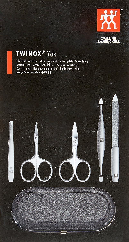 Zwilling - 97058-004-0 - Manicure Case - Yak - Black: Amazon.co.uk ...