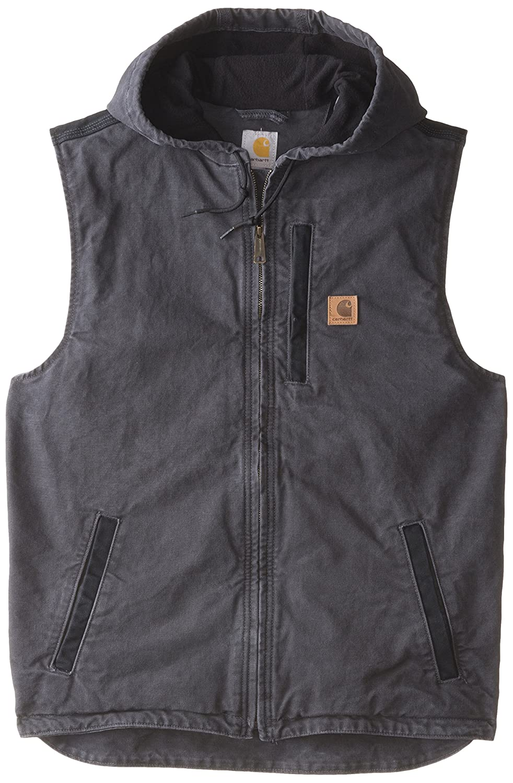 Carhartt Mens Big-Tall Big & Tall Knoxville Vest Carhartt Sportswear - Mens 101687