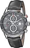 Tag Heuer Carrera  Homme 43mm Chronographe Automatique Montre CAR2A11.FC6313
