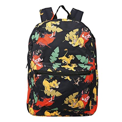 Lion King Kid's Classic Print Backpack Standard | Kids' Backpacks