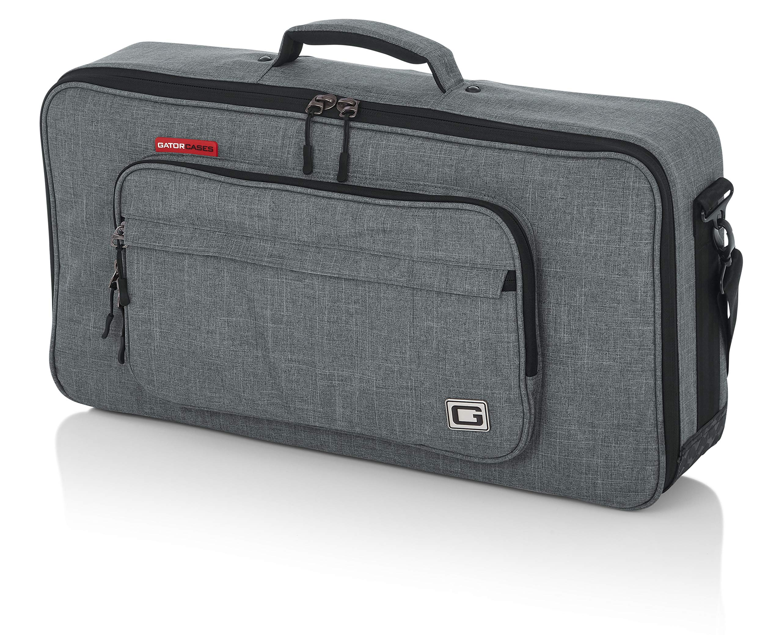 Gator Cases Transit Series Equipment and Accessory Bag; 24'' x 12'' - Grey Other (GT-2412-GRY)