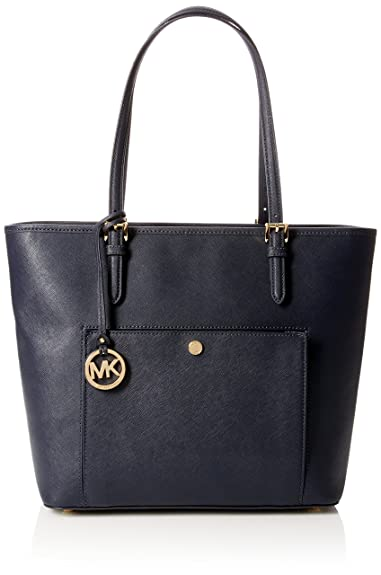 89b9112e53d1 MICHAEL Michael Kors Jet Set Travel Large Logo Tote: Michael Kors ...