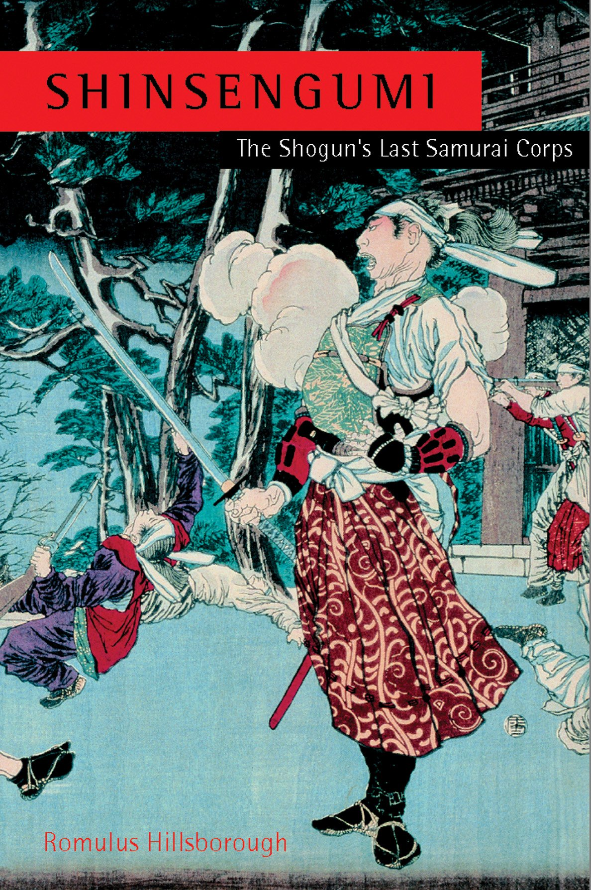 Read Online Shinsengumi: The Shogun's Last Samurai Corps pdf epub