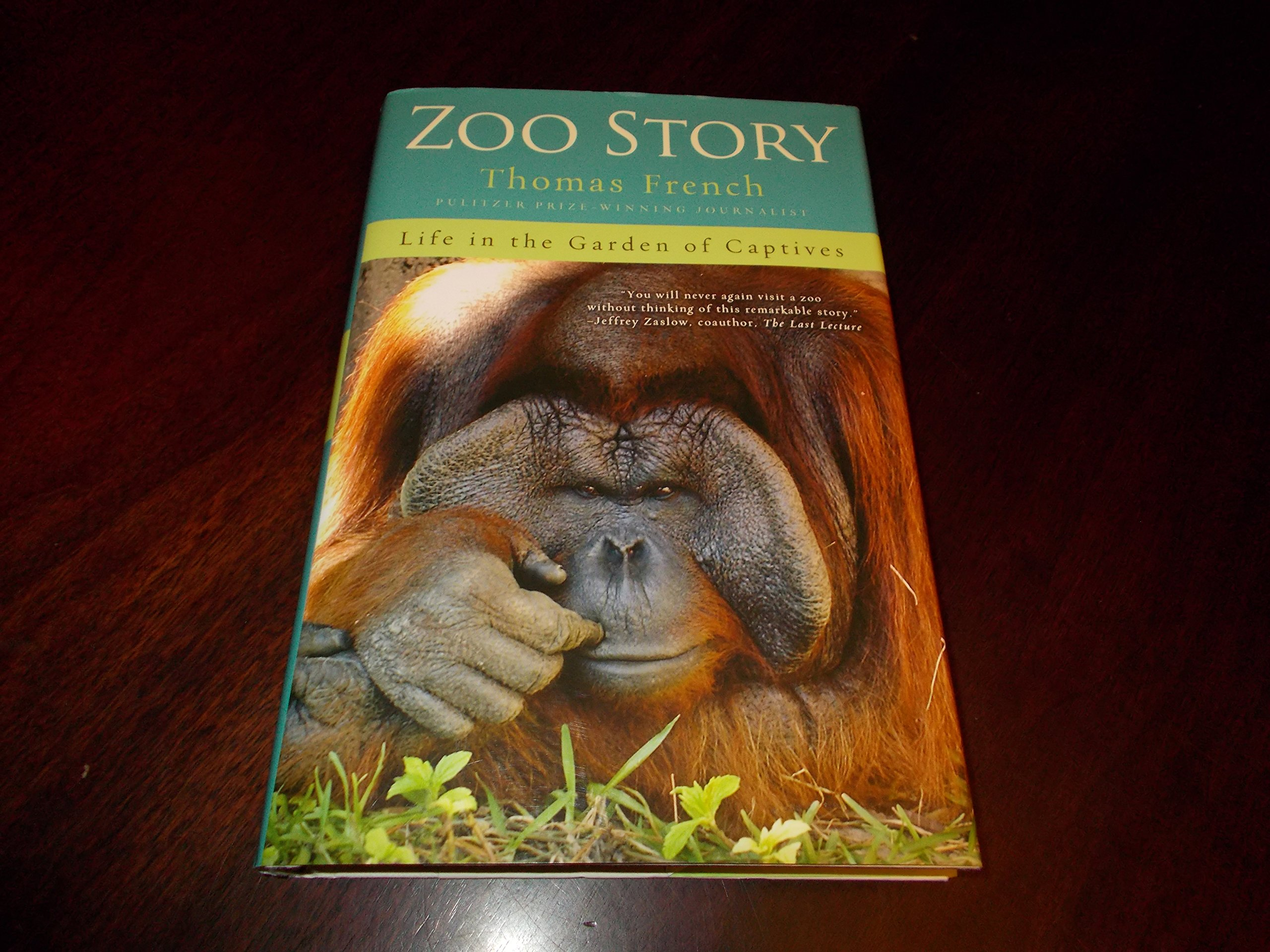Download Zoo Story: Life in the Garden of Captives PDF