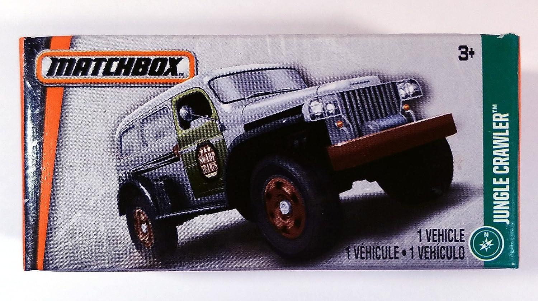 Matchbox Jungle Crawler 106//125 Mattel