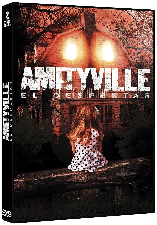 Amityville El Despertar DVD English and Spanish Audio with Spanish Subtitles