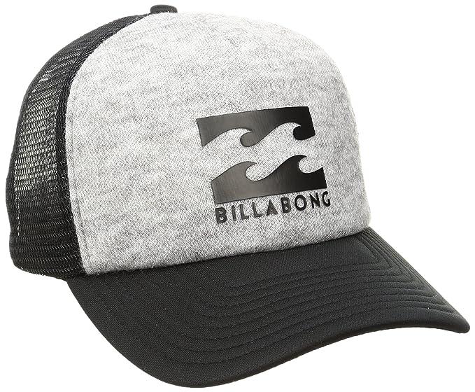 738602a8eda66 Amazon.com  Billabong Men s Podium Trucker Hat