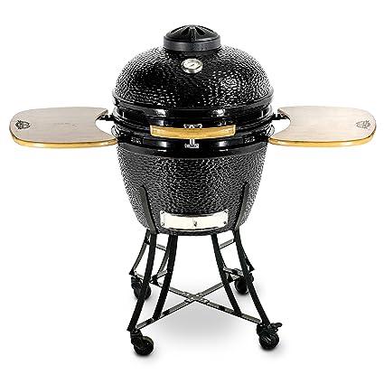 Wonderlijk Amazon.com: Pit Boss 71220 Kamado BBQ Ceramic Grill Cooker, 22 NB-96