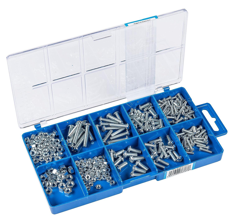 Connex DP8500055 - Tornillo para yeso (acero galvanizado)