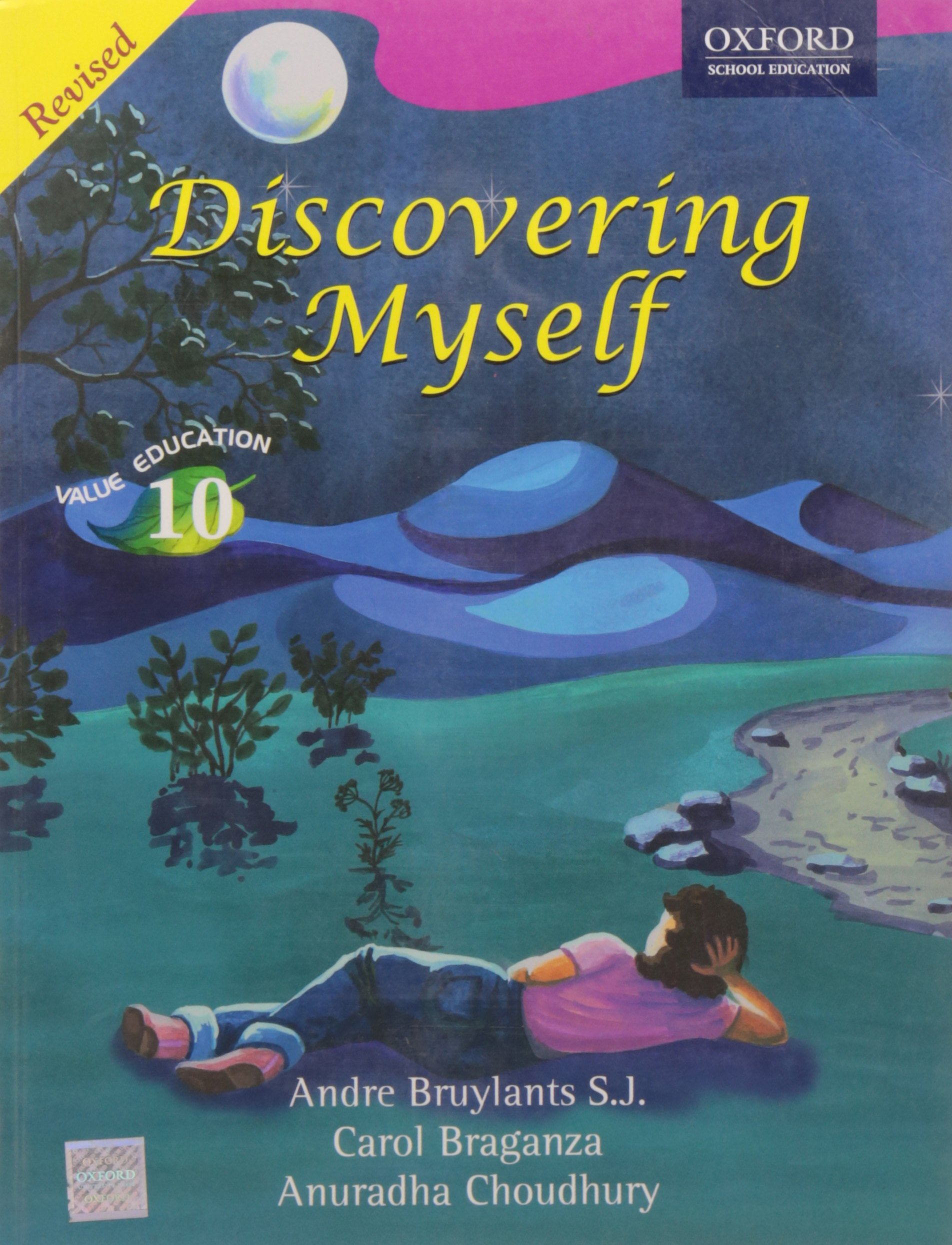 Read Online Discovering Myself, Value Education, Class 10, Revised Edition pdf epub
