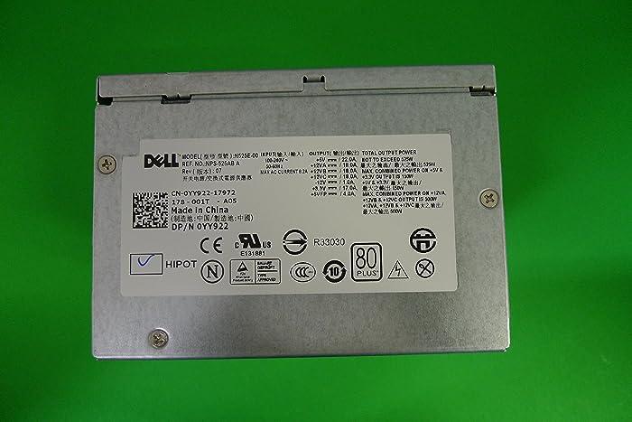 Dell - 525 Watt Power Supply for Precision Workstation T3400 [YY922].