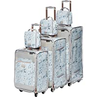 Sonada Luggage Trolley Bags Set 3 pcs 976467-pink