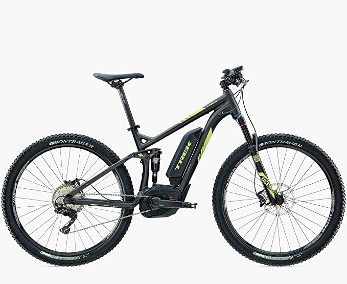 Trek PowerFly + FS 7 27.5 Bosch Power Pack 500 WH Performance Line ...