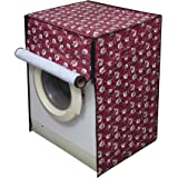 Dream Care Waterproof Washing Machine Cover For Fully-Automatic Front Loading Bosch 8 kg WAT24168IN Sams48