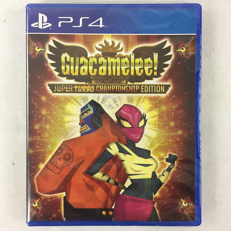 Amazon.com: Guacamelee! Super Turbo Championship Edition ...