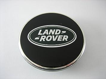 Tapacubo centro de rueda color negro brillante para Defender para Land Rover - lr069899: Amazon.es: Coche y moto