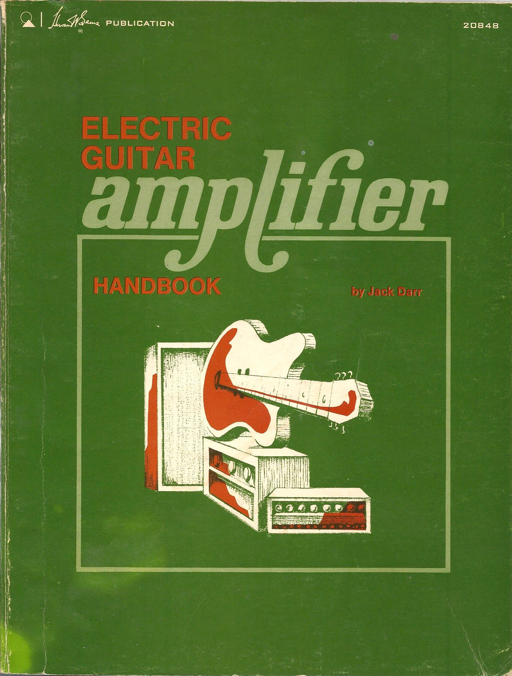 Electric Guitar Amplifier Handbook