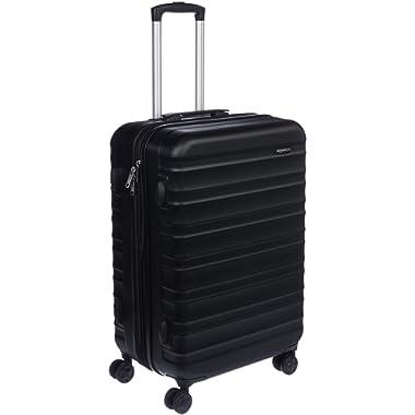 AmazonBasics Hardside Spinner Luggage - 24-Inch