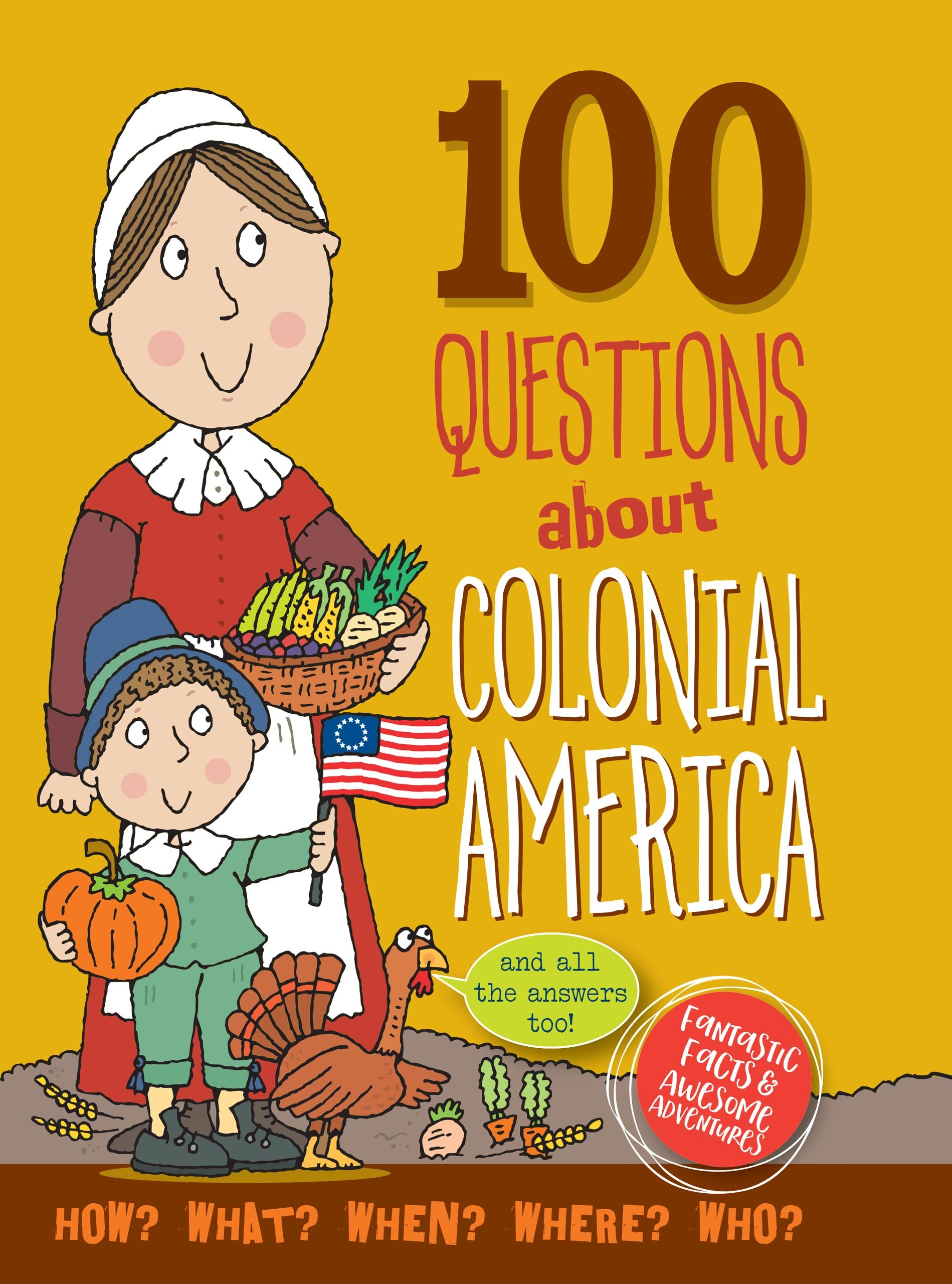 Download 100 Questions About Colonial America PDF