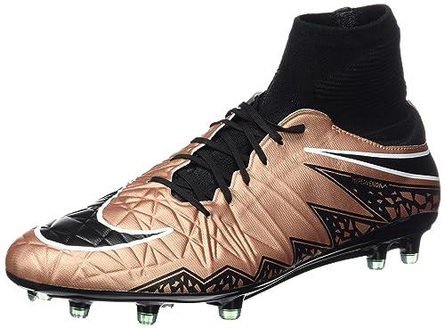 quality design 671b9 031d0 Nike Hypervenom Phatal II DF FG, Chaussures de Football ...