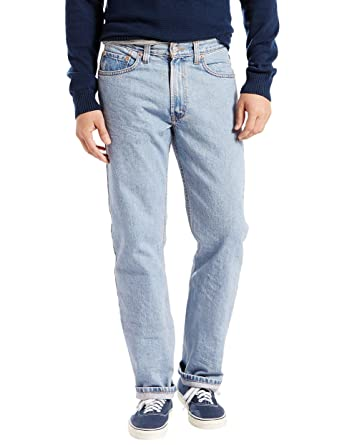 cc35e7b956f Levi's Men's 505 Regular Fit Jean: Amazon.com.au: Fashion