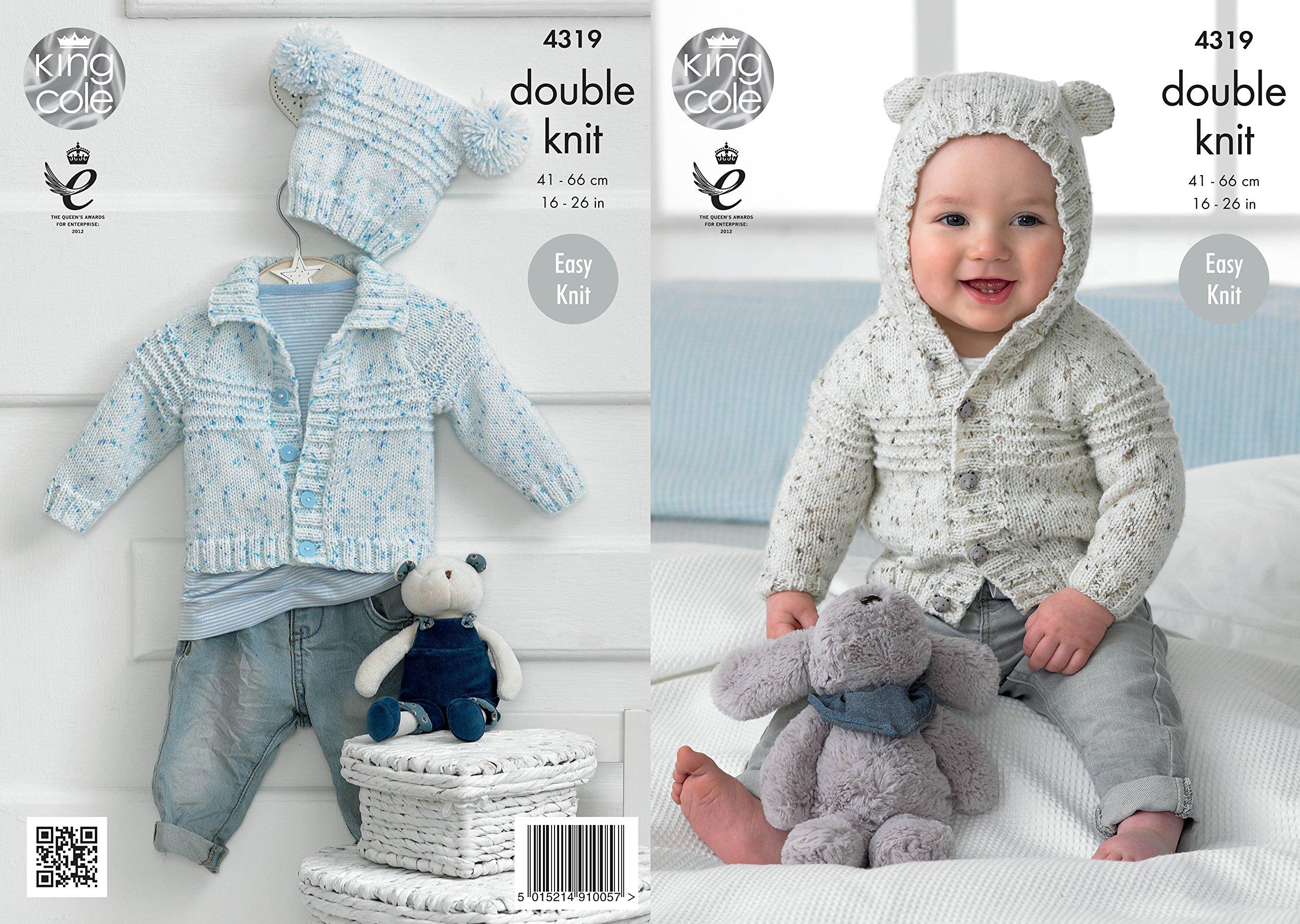 Easy Baby Knitting Patterns: Amazon.co.uk