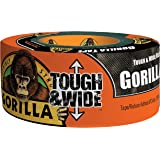 Gorilla 6003001 Tough & Wide  Duct Tape, 2.88-Inch x 30-Yards